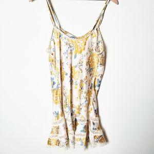 Intimately Free People Floral Chemise Sleepwear